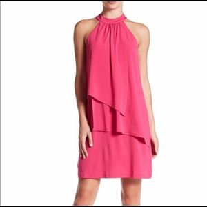 Vince Camuto Tiered Mini Dress